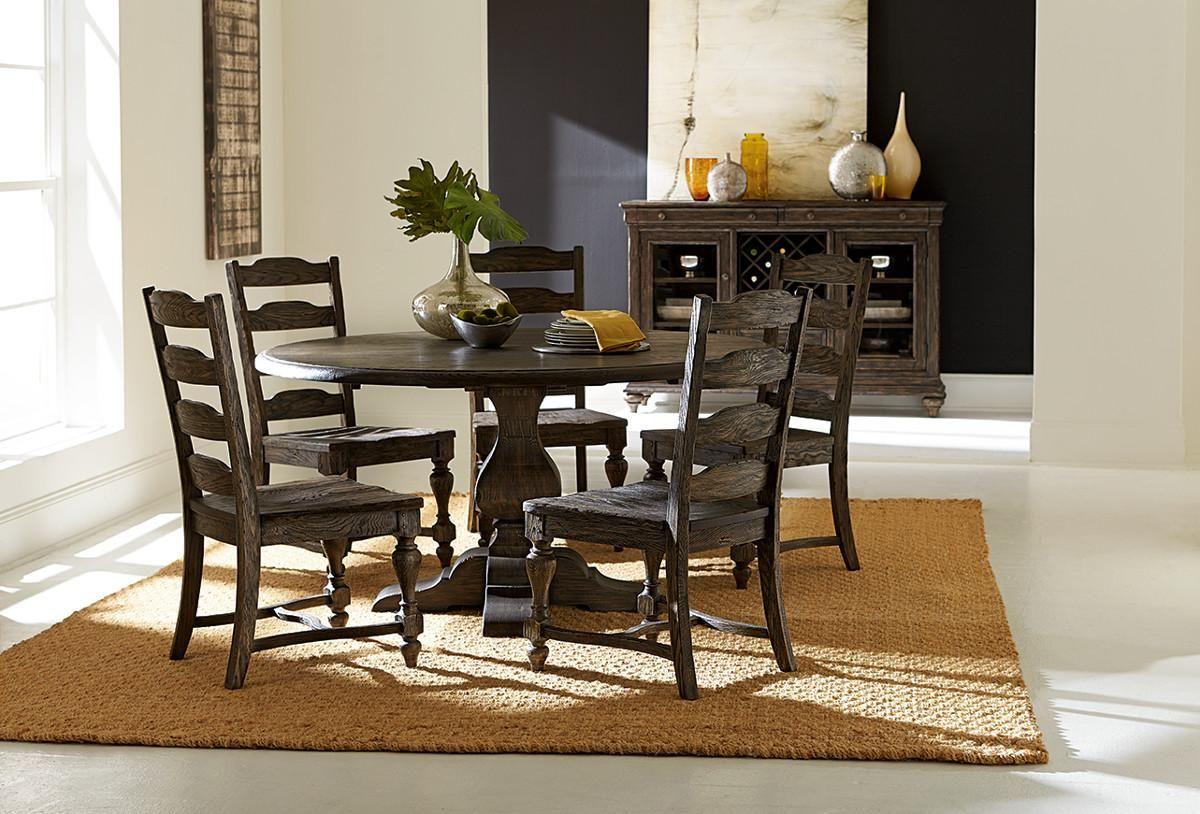Artisanu0027s Shoppe Dining (902009) By Kincaid Furniture   Riverview Galleries    Kincaid Furniture Artisanu0027s