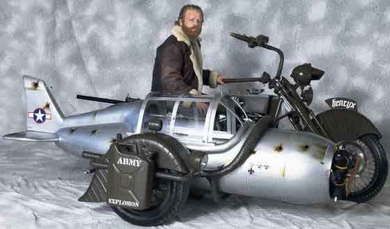 15 Splendid Sidecars With Images Sidecar Motorcycle