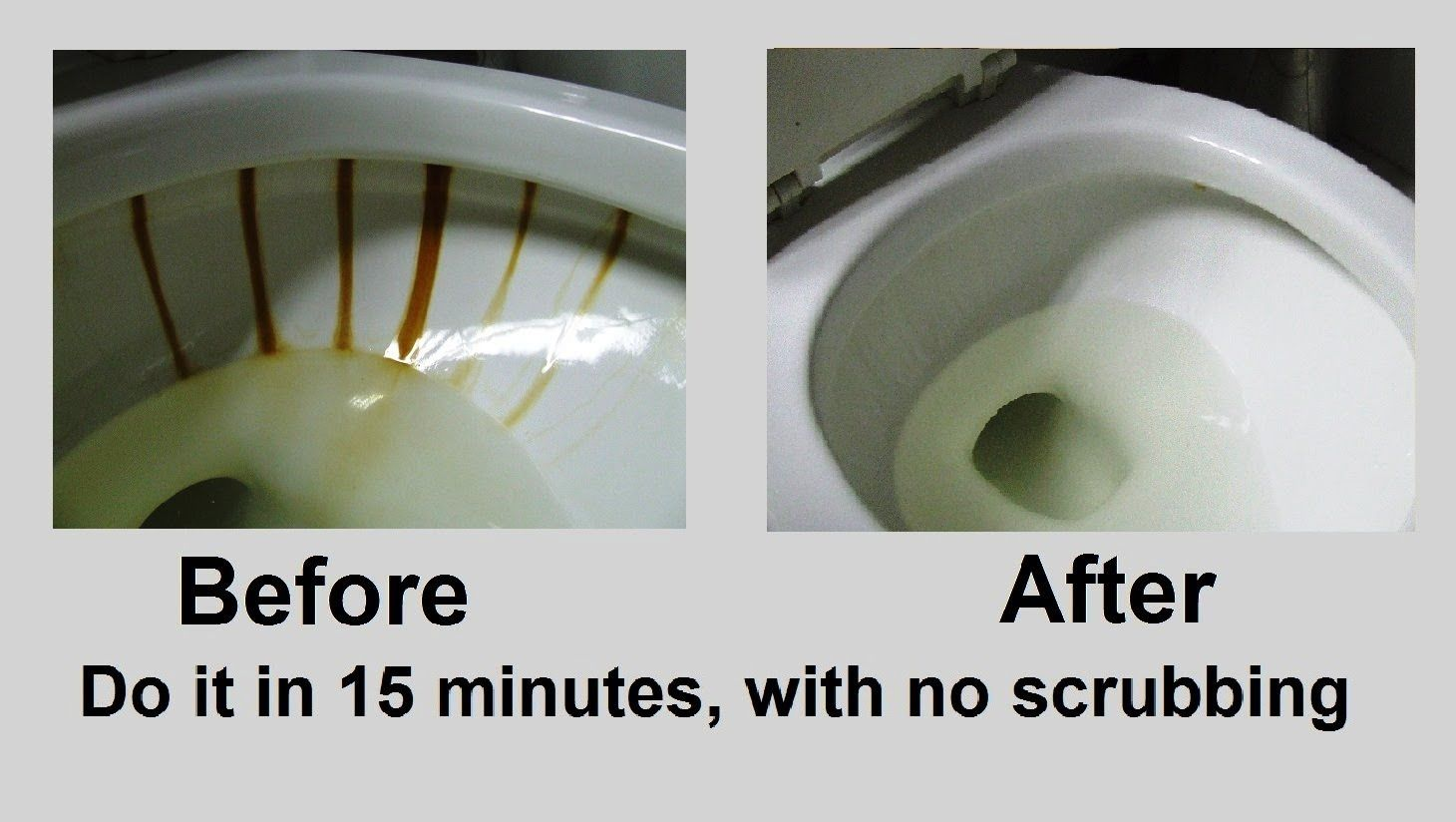 Toilet Bowl Iron Stain Removal Do It In 15 Minutes No Scrubbing