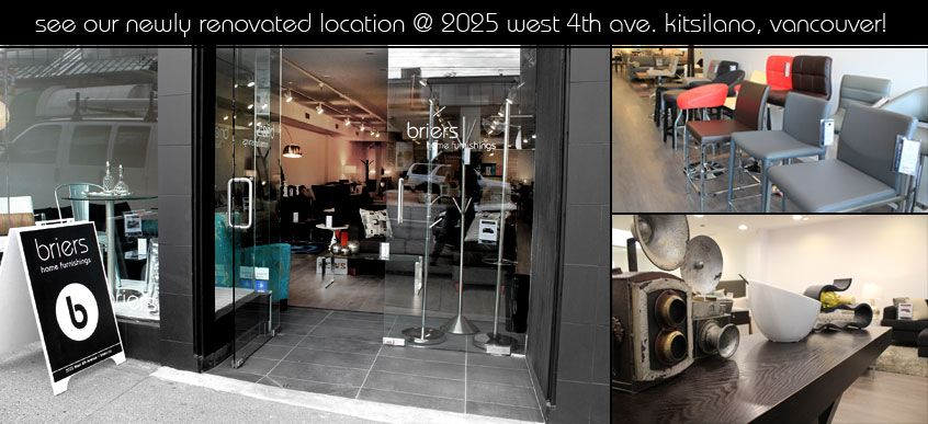 Come See Our New Vancouver Showroom In Kitsilano Contemporary