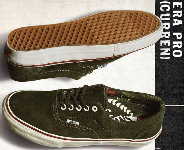 d2162836c0  vans era pro curren caples  skate  Sneakers