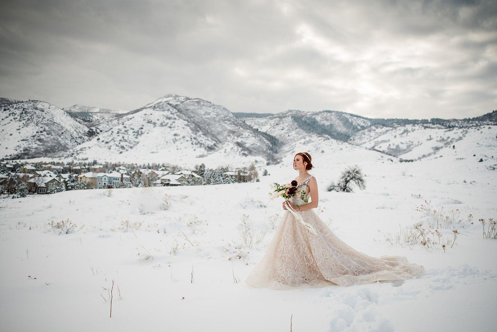 The Manor House Wedding, winter weddings Mountain