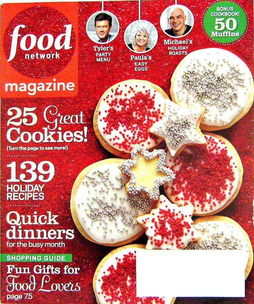 139 holiday recipes food network magazine december 2012 volume 5 139 holiday recipes food network magazine december 2012 volume 5 number 10 forumfinder Choice Image