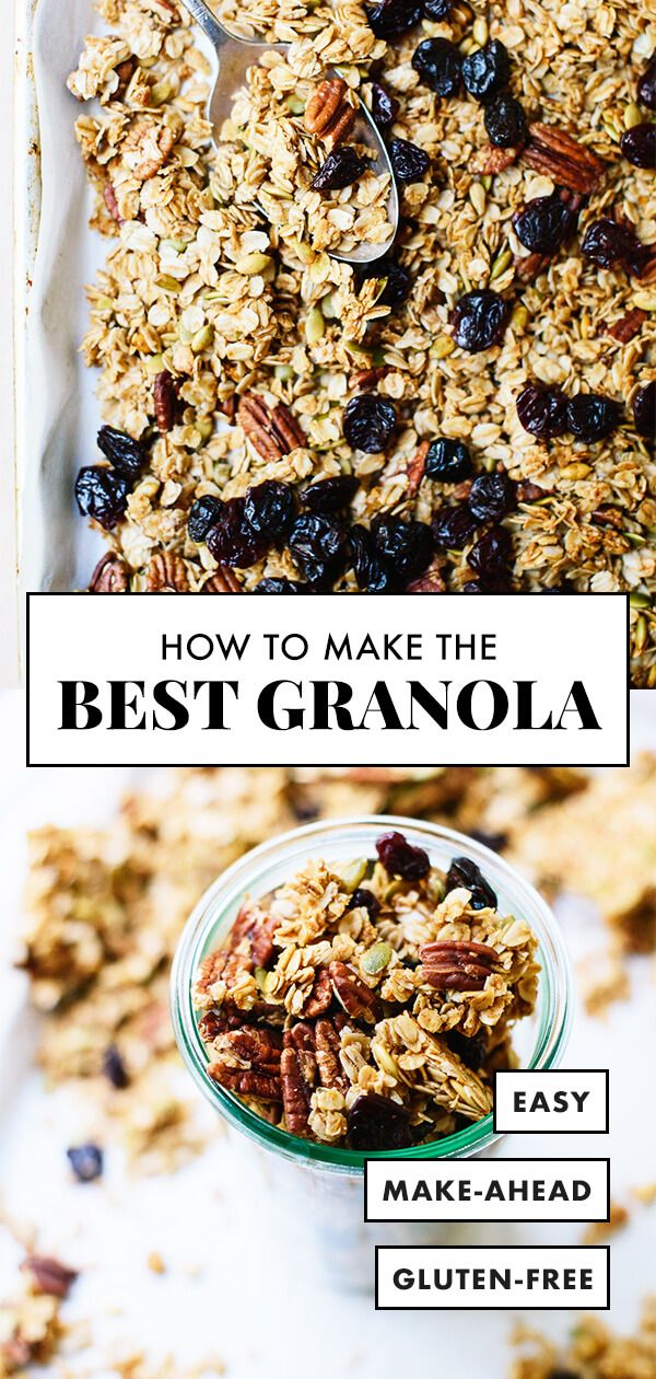 Healthy Granola Recipe Cookie And Kate Recipe Granola Recipe Healthy Granola Healthy Granola Recipes