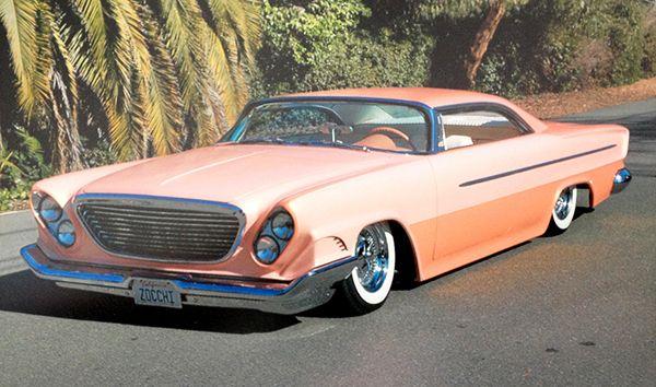 custom cars | Featured Car: 1962 Chrysler 300 Visit http ...