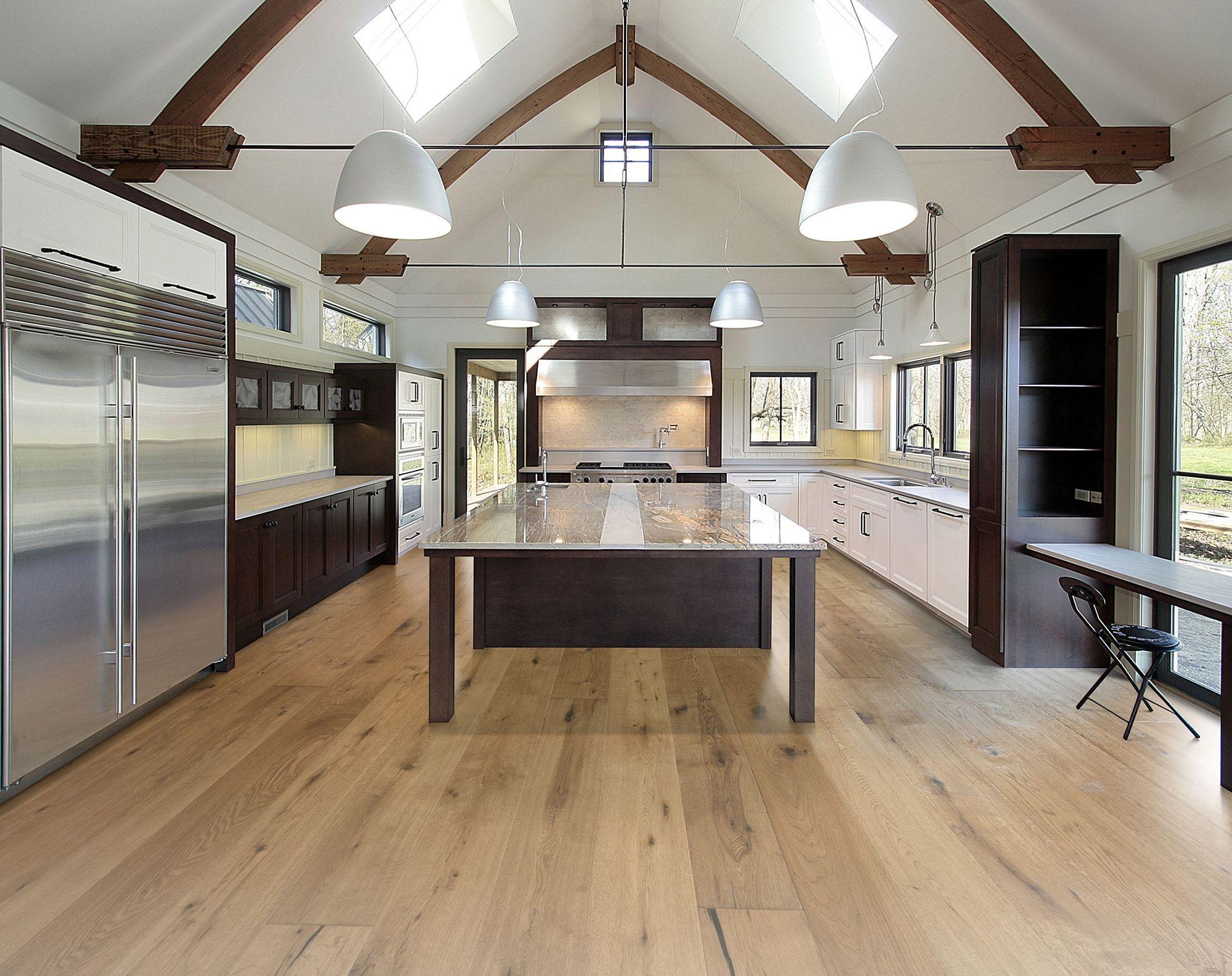 hardwood floors white flooring oak natural handscraped boardwalk hr hs
