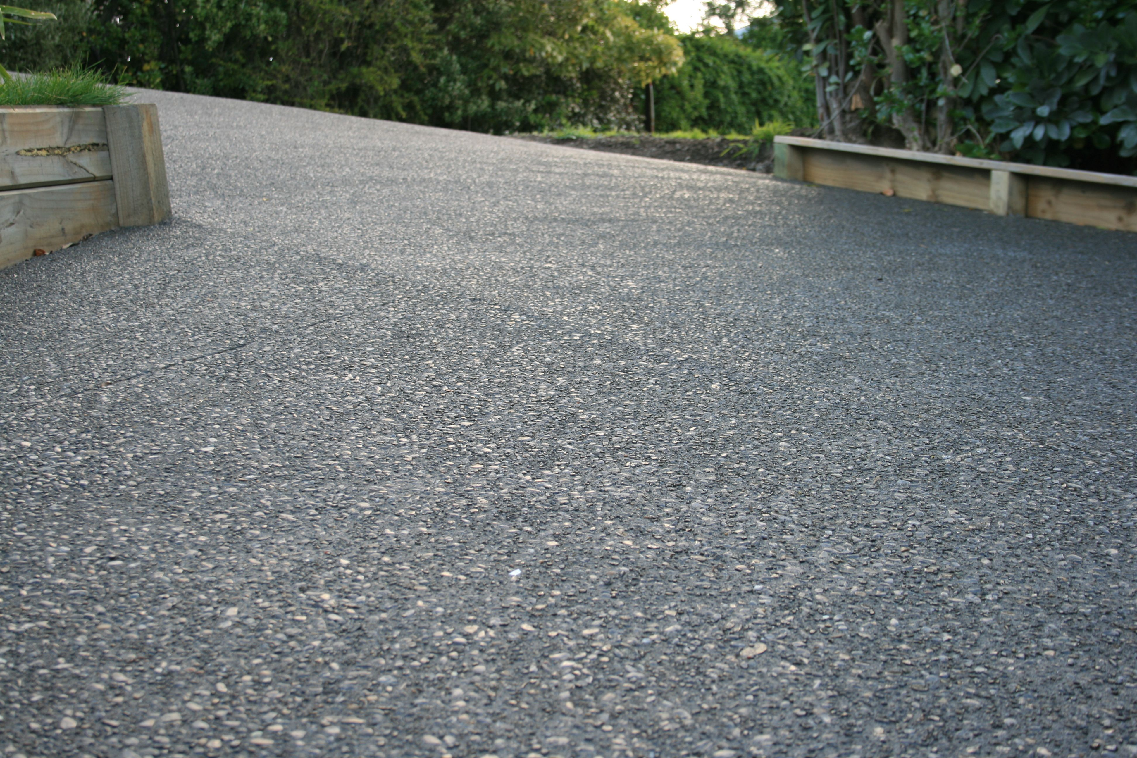 Driveway On Pinterest Driveways Gravel Driveway And