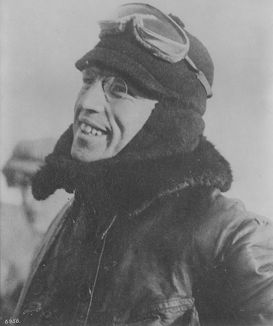 October 15, 1884: Arch Hoxsey, pioneer aviator, was born (d. 1910). Hoxsey was amongst one of the first Wright pilots to fly the Wrights' new Model B aircraft after having been trained by Orville on the model A-B which was a transitional aircraft.
