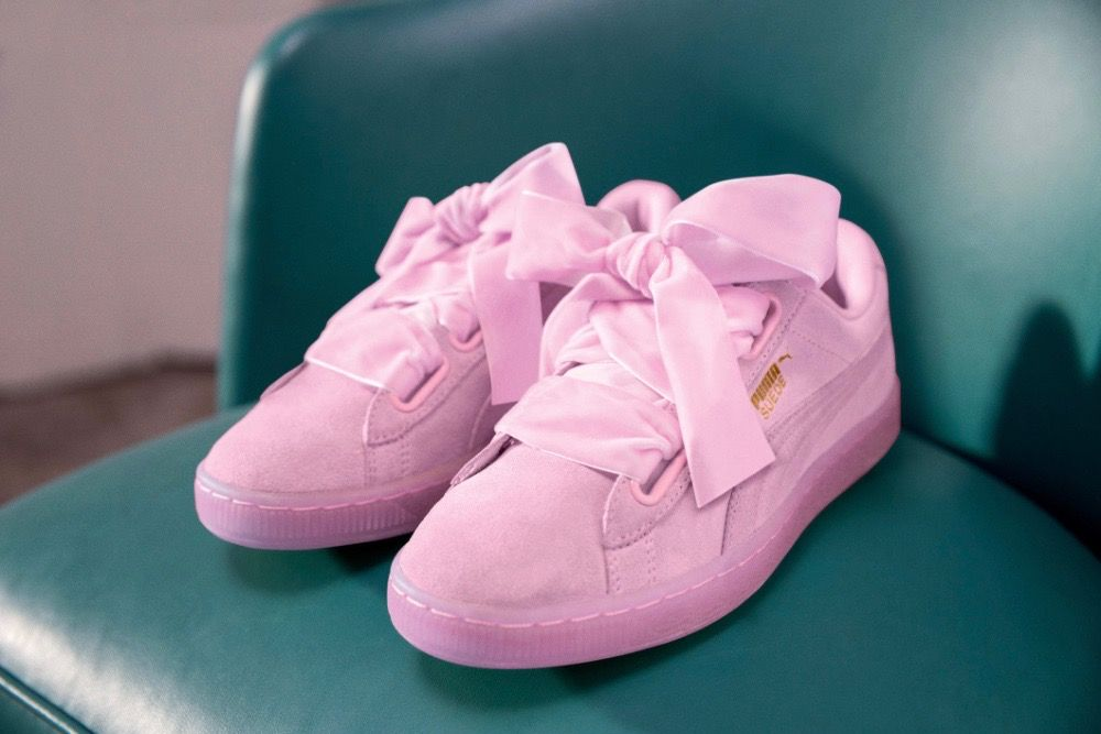 Puma Suede Heart Collection