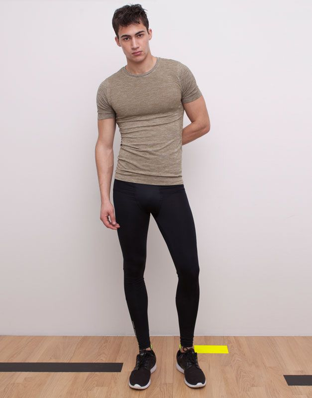 a38c4c30c7 TECHNICAL RUNNING TIGHTS | Fashion - Workout | Ropa informal ...