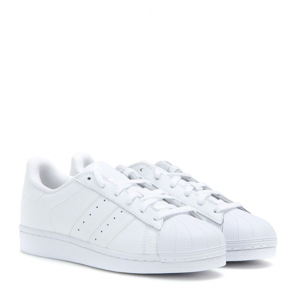 reputable site de73e 4a96c ... herr tech super chalk solid gråsvartsemi solar rosa SE9293 Kista  Billigt superstar rea. Adidas - Superstar Foundation leather sneakers -  mytheresa.com