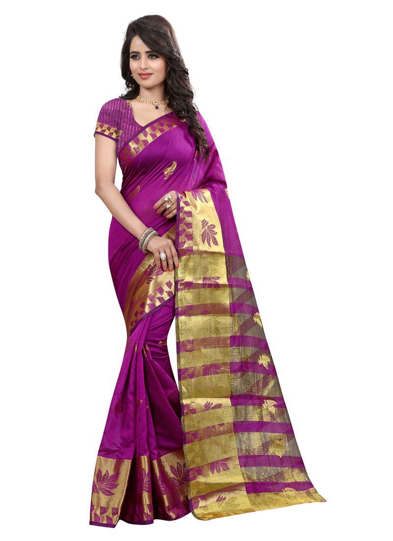 Tissue silk saree beautiful tussar silk saree  latest silk saree collection