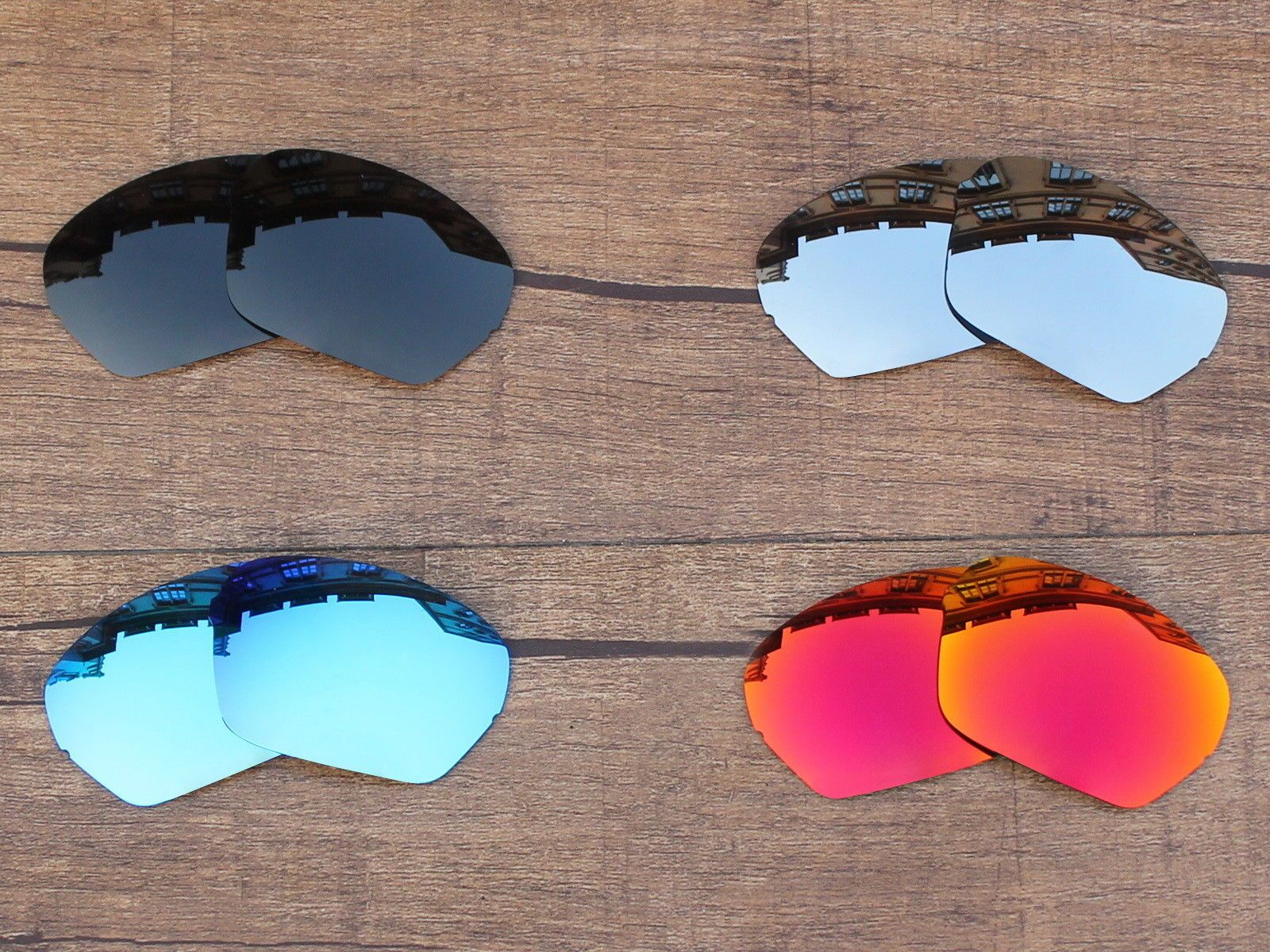 a670184c502  19.53 AUD - Polarized Replacement Lenses For-Oakley Half X Sunglasses  Multi-Options