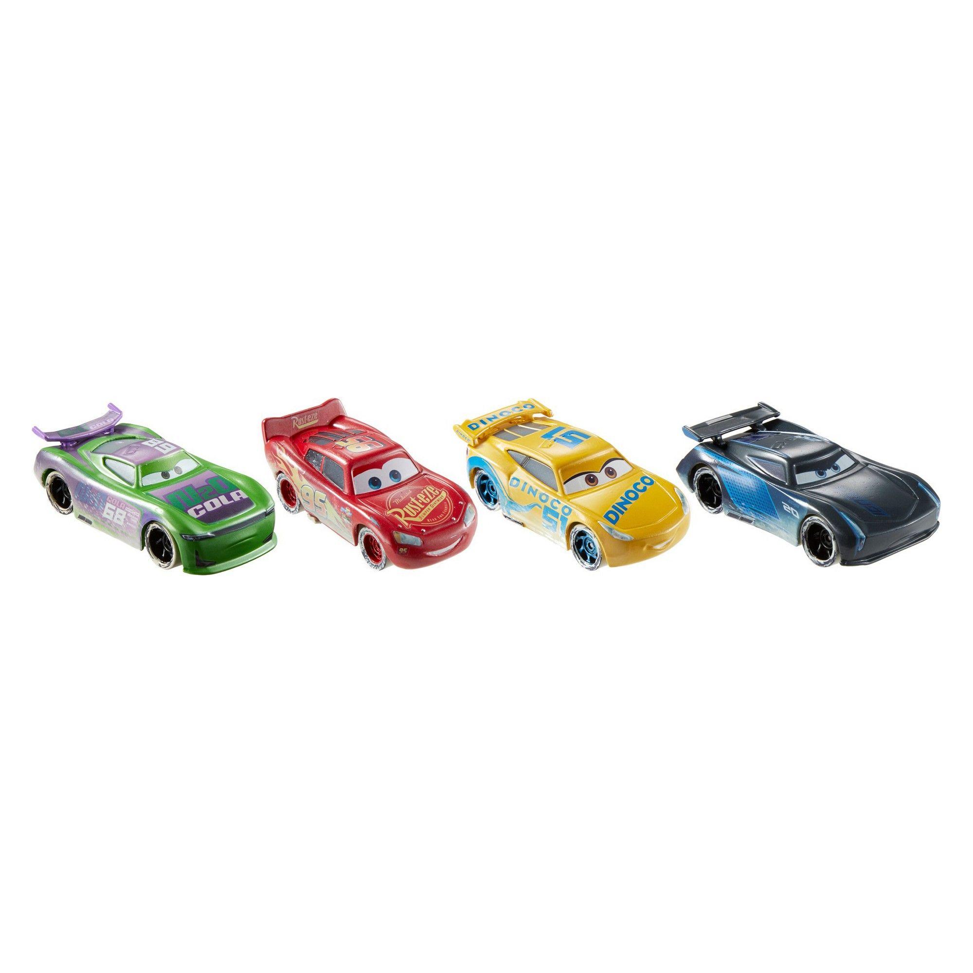Disney Pixar Cars Fireball Beach Racers Beach Racing 4pk Disney Pixar Cars Pixar Cars Disney Pixar
