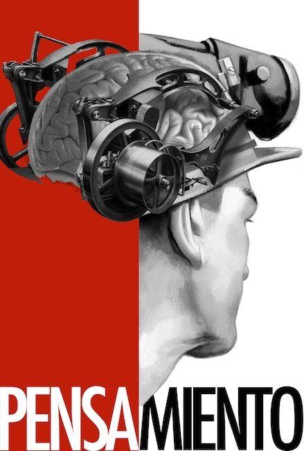 Stunning Spanish Illustrations For The Communist Manifesto Illustration Illustration Art Political Art