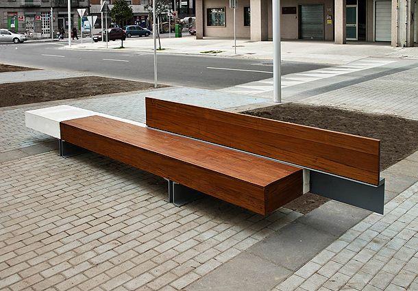 Urban Square | Mobiliario Urbano | Pinterest | Ramones, Mobiliario ...