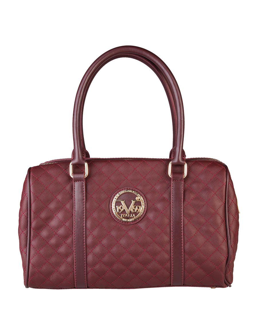 SUPTG Purple ONE SIZE Versace 19.69 Abbigliamento Sportivo Srl Milano  Italia Womens Handbag VE013 PLUM - Evening bags ( Amazon Partner-… 0a551867ec7d4