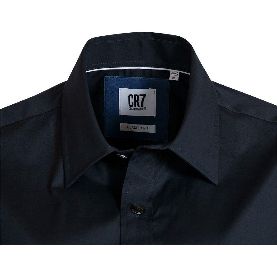 CR7 Shirt Black Classic Fit