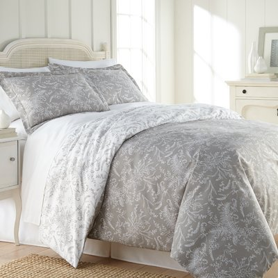Andover Mills Jill Reversible Duvet Cover Set Products