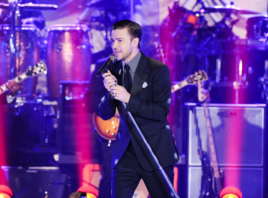 Justin Timberlake 8a Tragoydhsei Sthn Skhnh Ths Eurovision