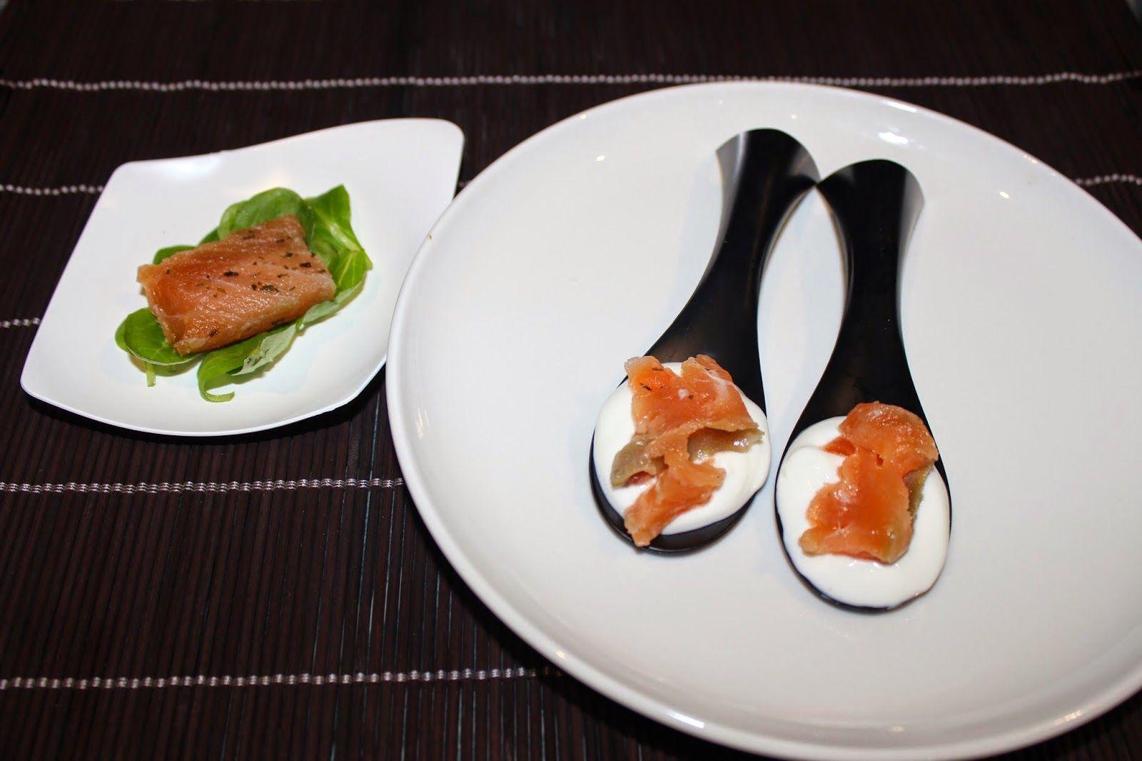 El Mandilon De Mama Salmon Marinado Salmon Marinado Marinado