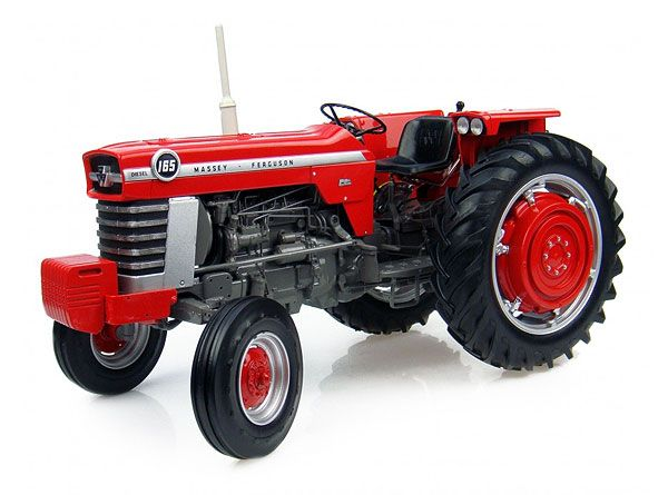 massey ferguson 165 diesel tractor 1 16 traktor. Black Bedroom Furniture Sets. Home Design Ideas