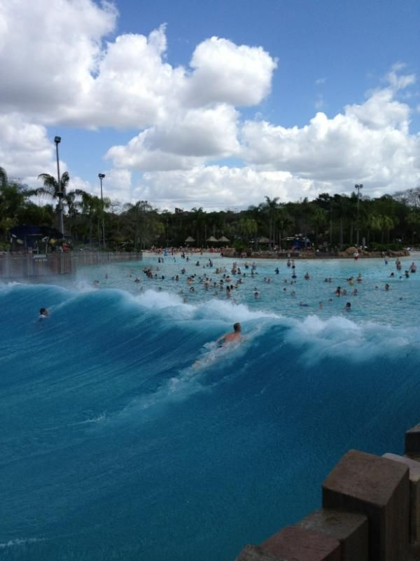 Typhoon Lagoon, Walt Disney World, FL