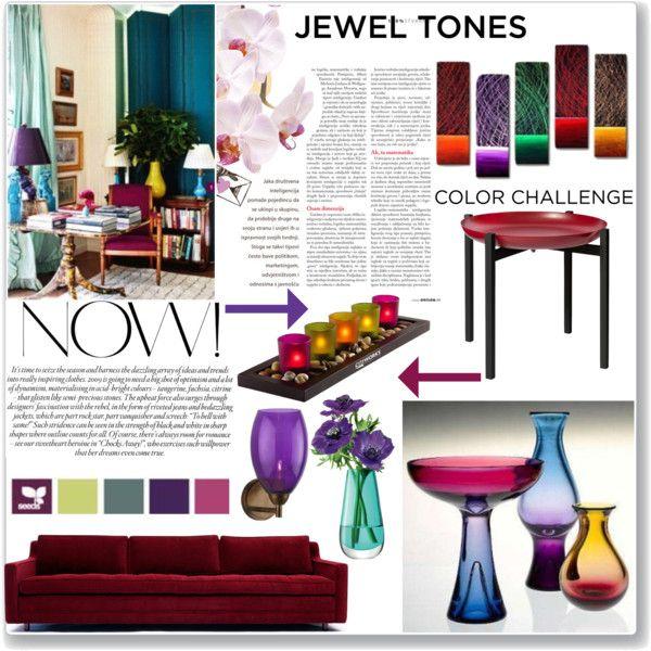 Jewel Tones Jewel Tone Color Inspiration For Home Decor
