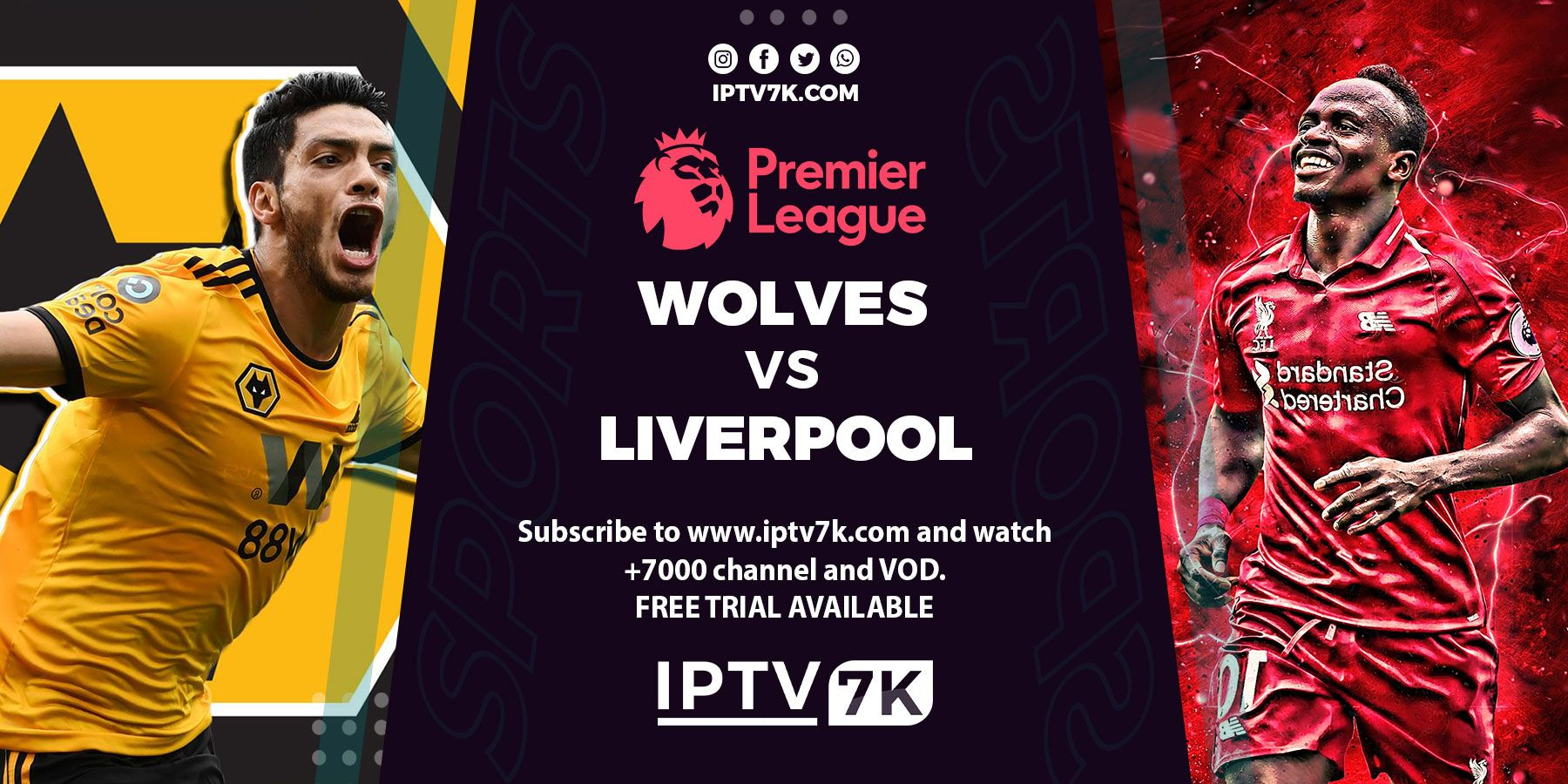Wolves vs Liverpool Live stream, TV channel, news for