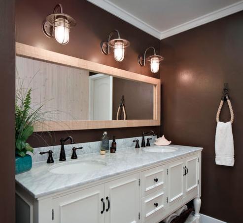 Best Nautical Bathroom Lighting And Beach Bathroom Lighting 2020