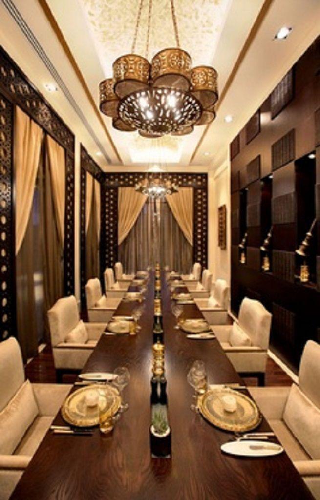Unique and Cozy Arabian Interior Design Ideas Arabic Home Dcor In
