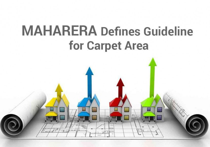 Maharera Defines Guidelines For Carpetarea Rera Realestate Homebuyers Fourrwalls Investment Property Property Management Plots For Sale