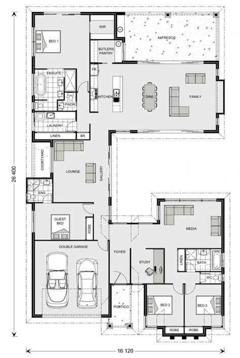 floor plan friday separate living zones oaoµo u u u u u u pinterest