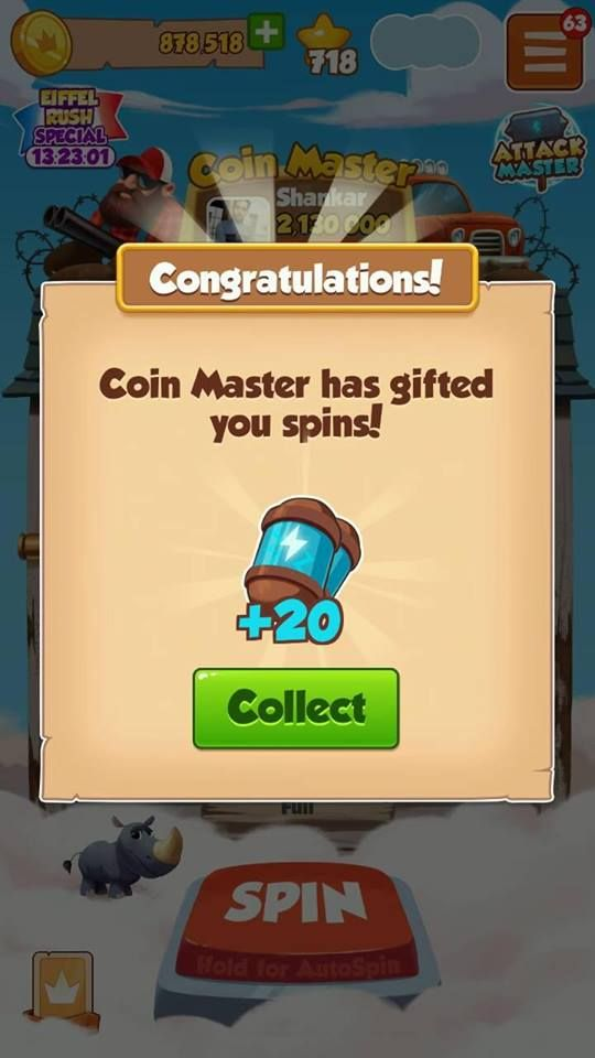 blogspot coin master free spins
