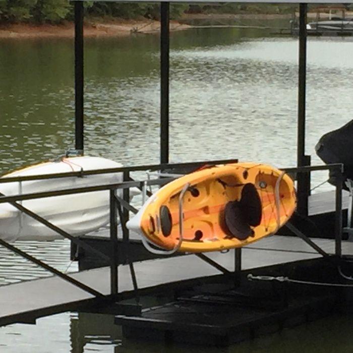 Kayak Holder Kayak Dock Kayak Dock Accessories Maine
