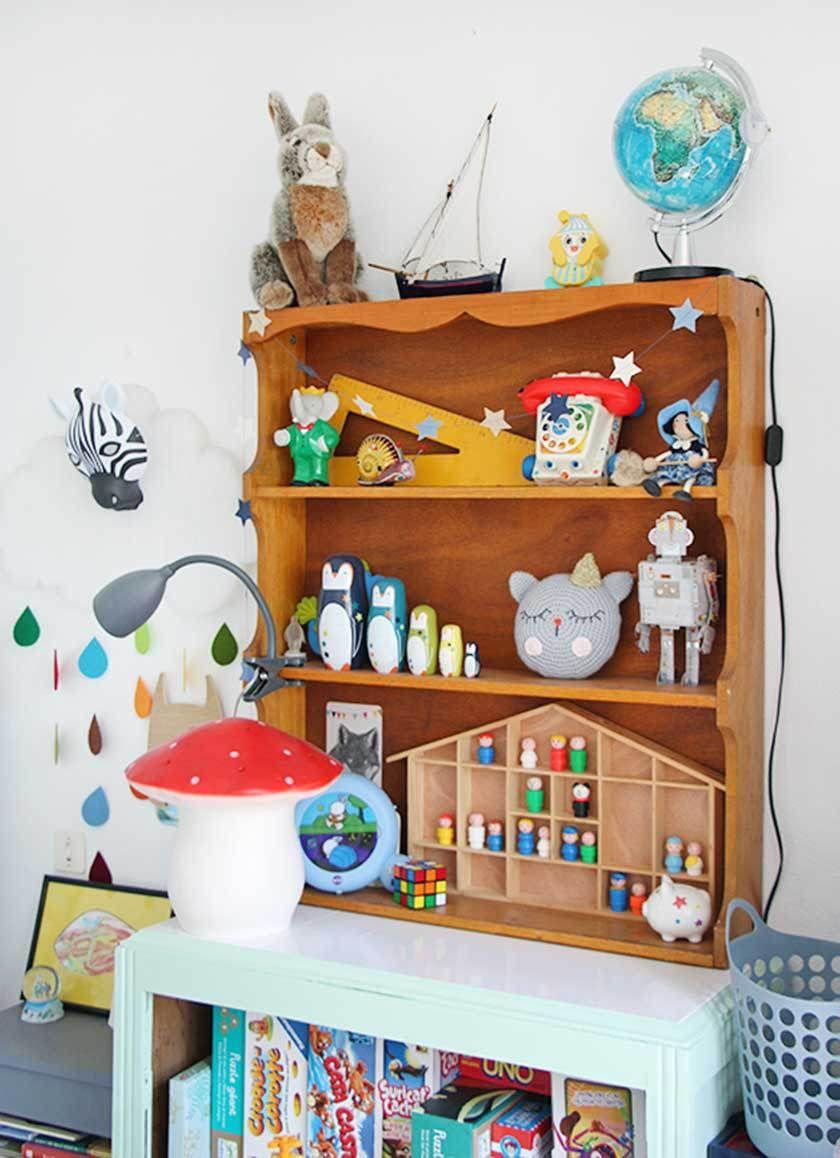 Objets vintage deco chambre enfant originale para casa kids bedroom kids decor et kids room - Objet deco chambre ...