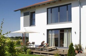 Haus Mit Anthrazit Fenster aluminium kunststoff fenster fenster kunststoff