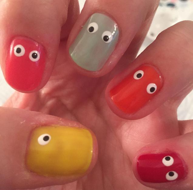 imagenes de diseños de uñas para niña | decoracion uñas de niñas ...