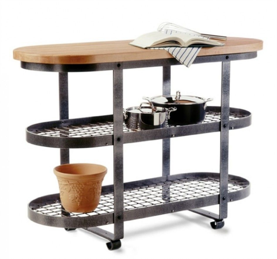 Pin On Stainless Steel Kitchen Rolling Carts