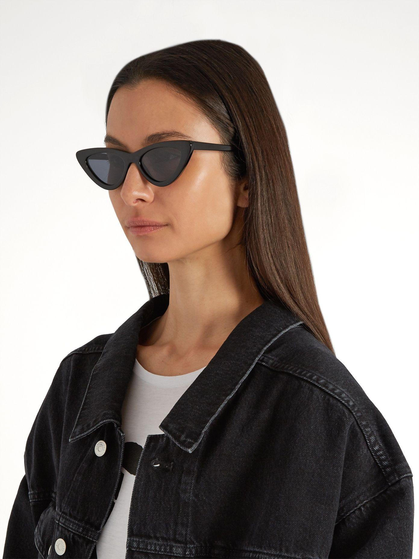 6fb692217a606 The Last Lolita cat-eye sunglasses