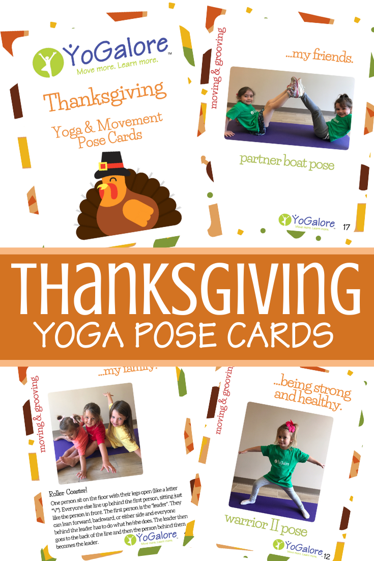17+ Thanksgiving yoga poses for kids trends