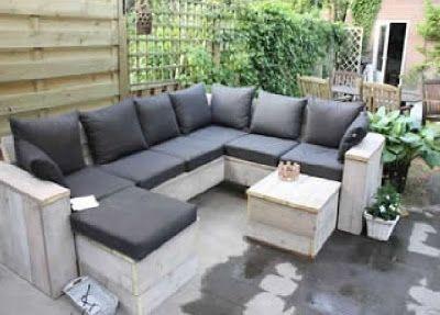 Renovarte con palets sillas sillones butacas for Muebles de jardin con palet