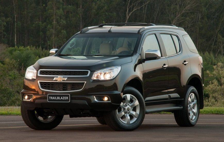 Chevrolet Trailblazer 2014 Spec Price Review Chevrolet