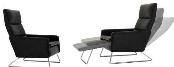 De Pinto relax zetel met retro look, een echte vintage blikvanger
