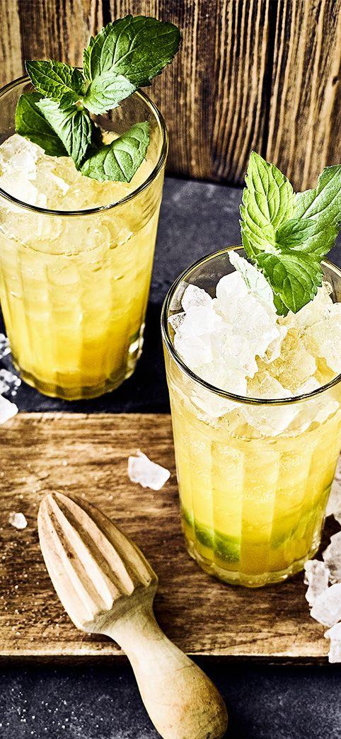 Ipanema Cocktail Mit Alkohol