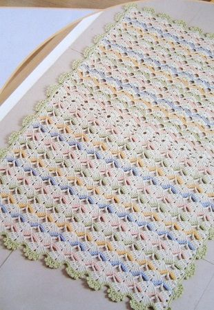 Easy Crochet Crochet Granny Crochet Baby Blanket Free Pattern Baby