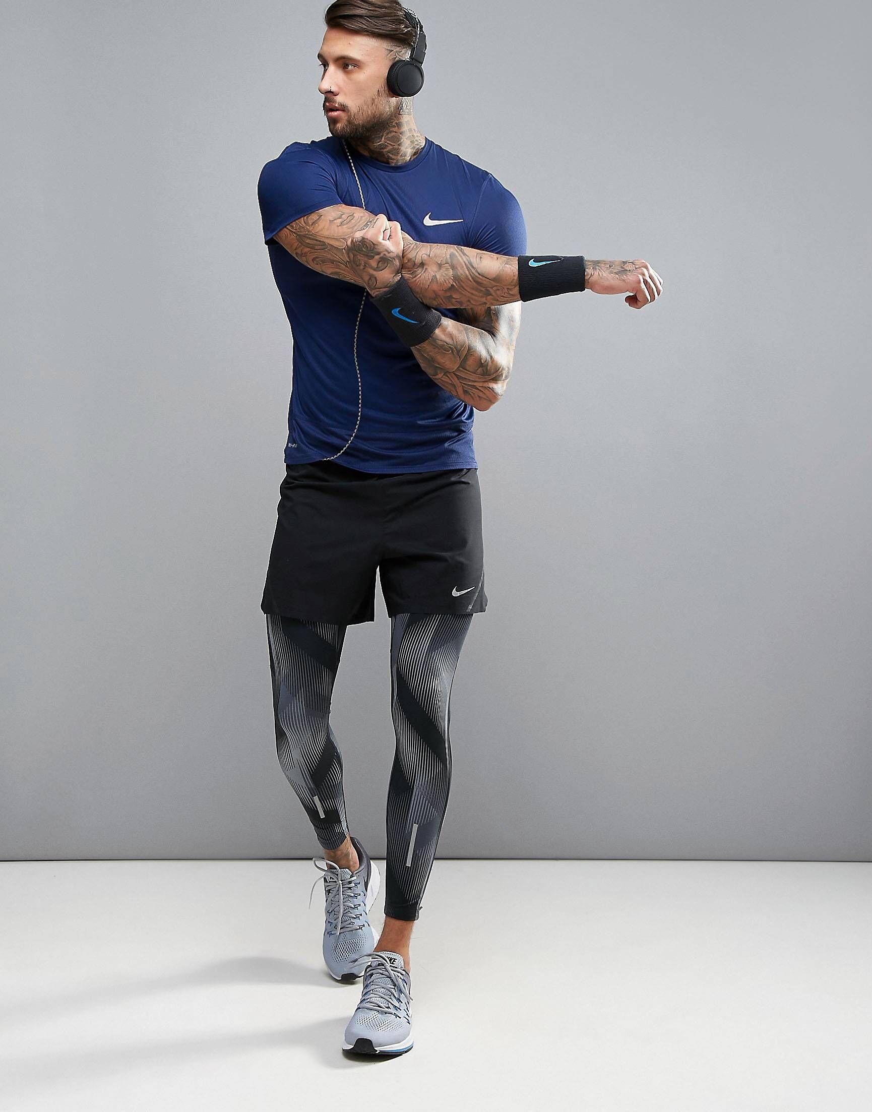 tenue running homme