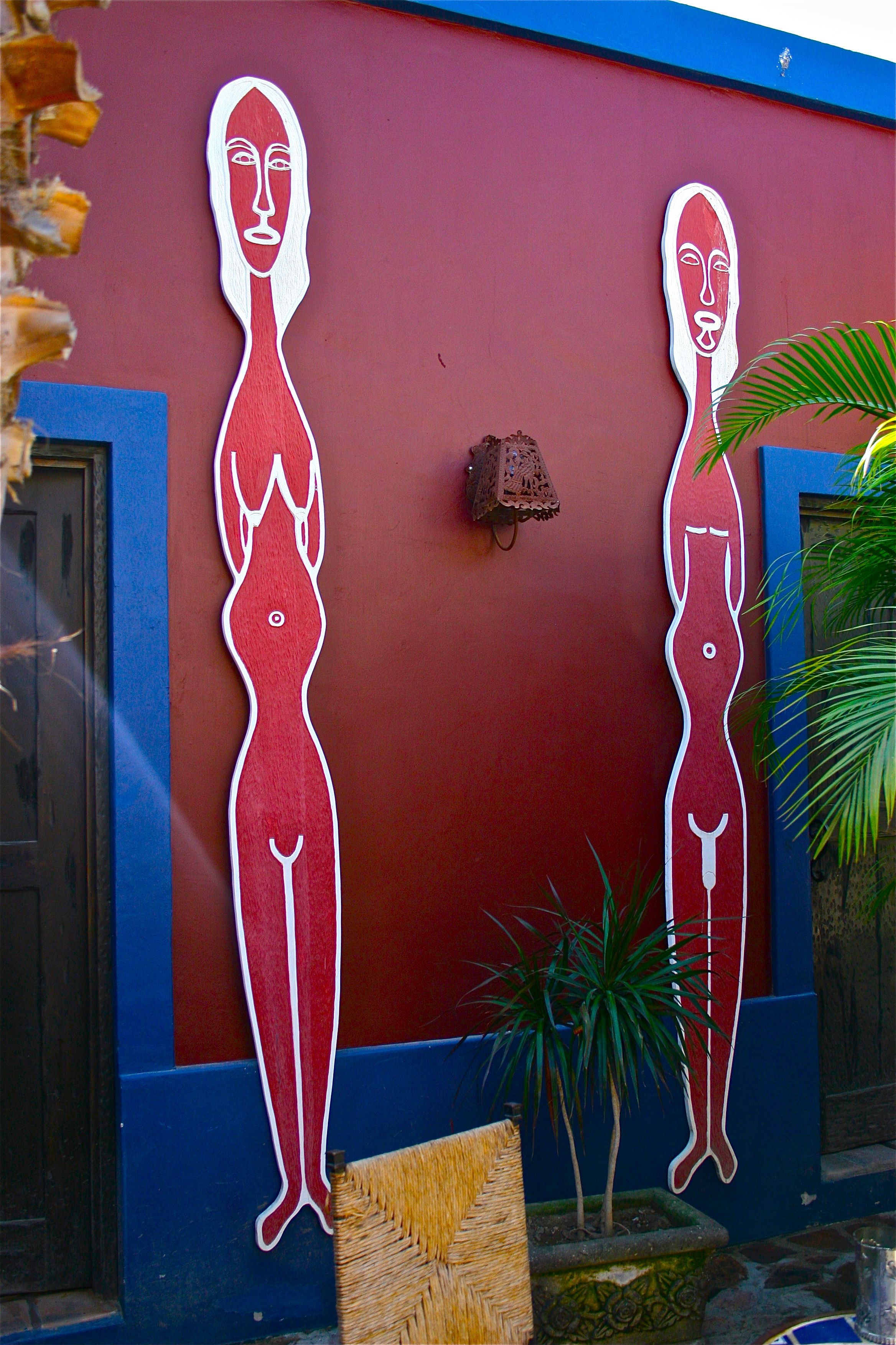 Restrooms Hotel California In Todos Santos Mexico