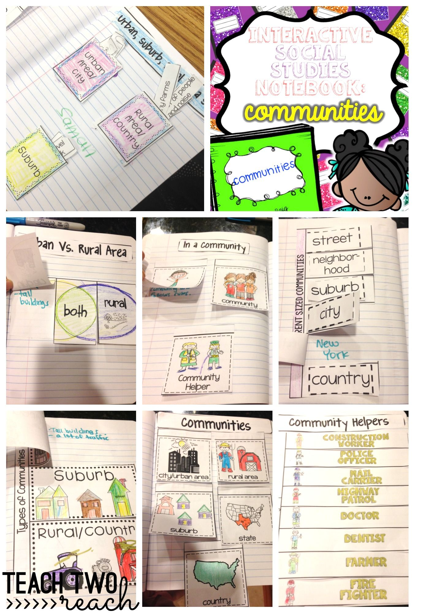 Social Stu S Interactive Notebook