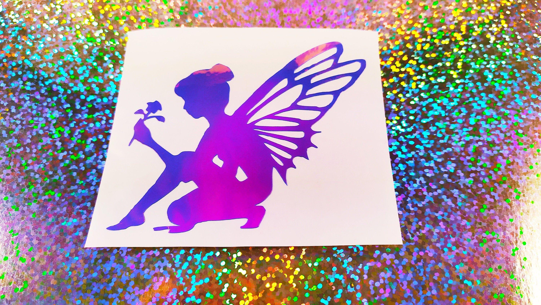 Cute Fairy Pixie Decal Whimsical Custom Vinyl Bumper Sticker Etsy Vinyl Bumper Stickers Yeti Tumbler Decal Tumbler Decal [ 1688 x 3000 Pixel ]